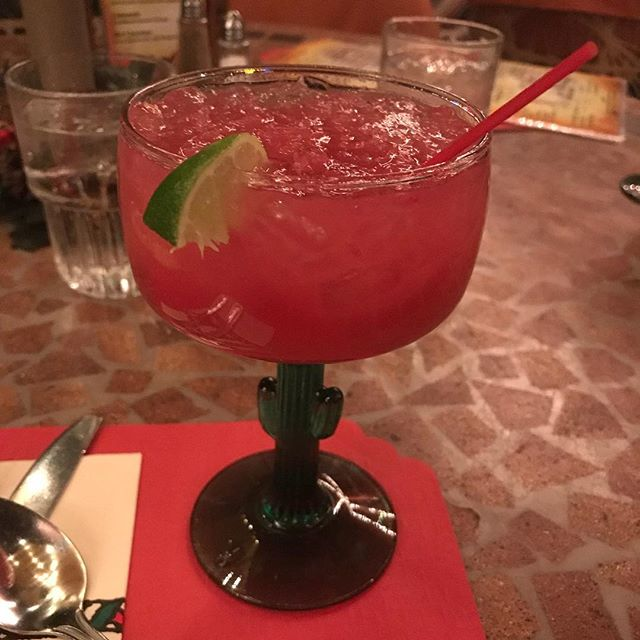 I think actually the best Prickly Pear Margarita in Sedona