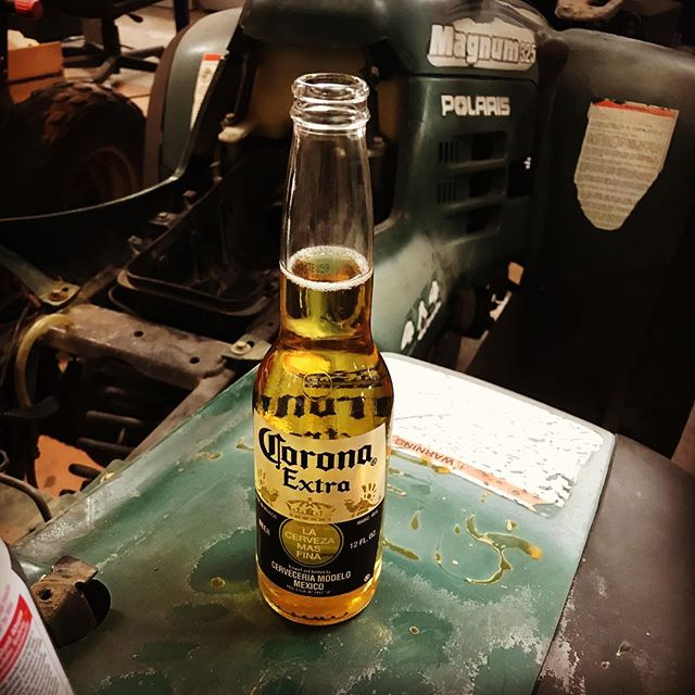 It's not Pacifico, but is free.