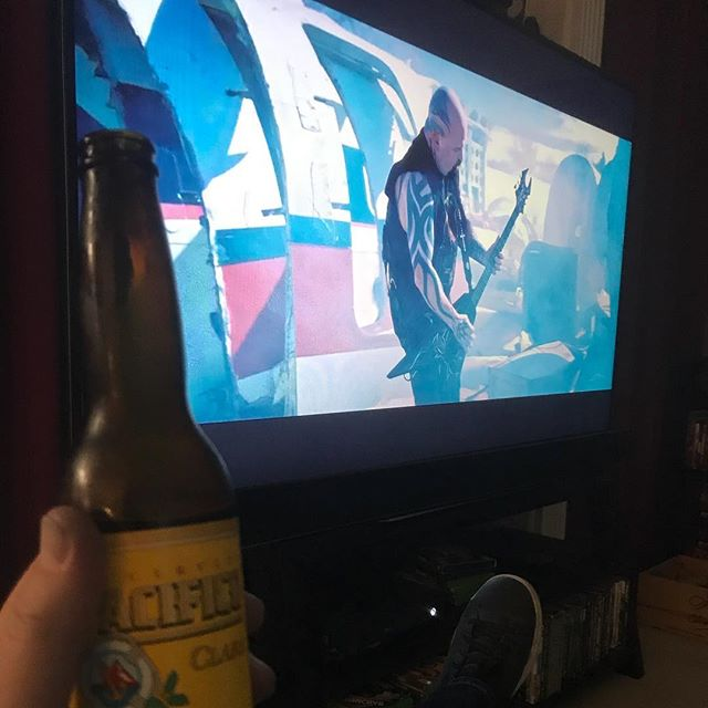 "How to make ""Adulting"" possible.. @pacificobeer and some @slayerbandofficial on"