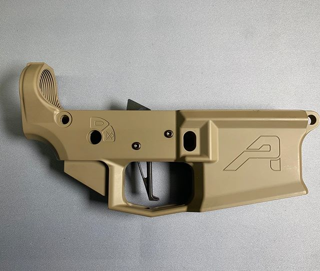 Just to continue the FDE/Coyote color theme. I picked up