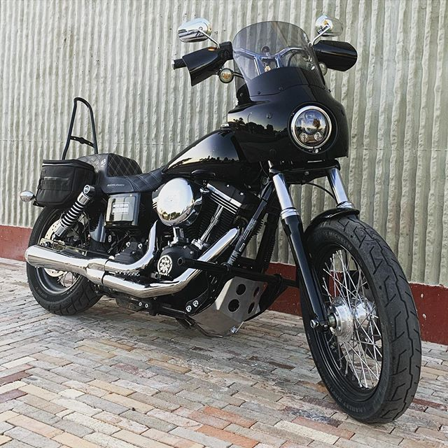 This is my Dyna. There are many like it, but