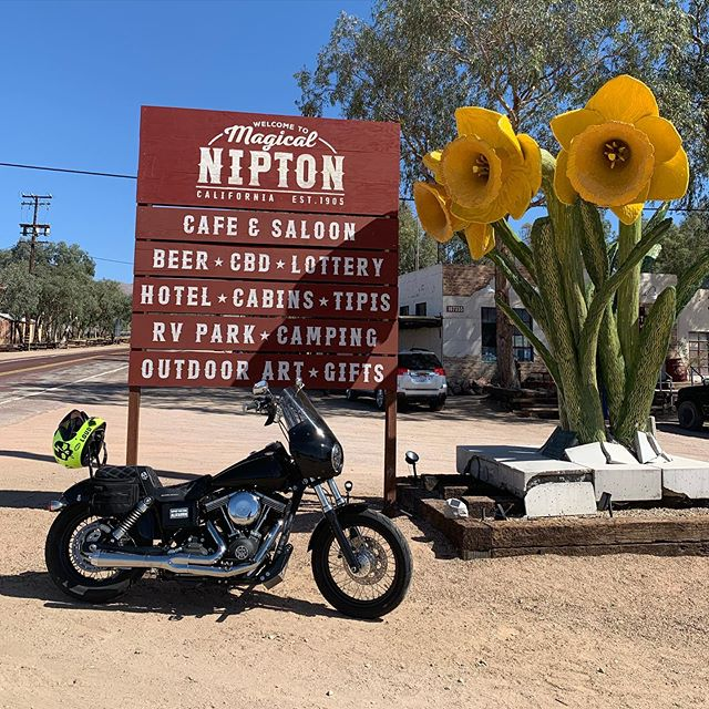 Rode out to Boulder City this morning for breakfast and