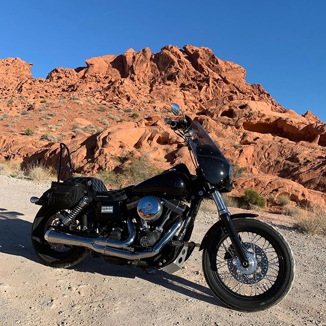 Took the scenic route out to Boulder City have some